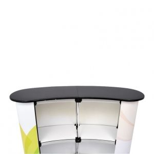 IN011 - Double Expodesk ALU