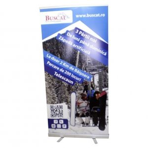 RO012 - RollUp Banner 100