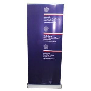 RO020 - RollUp Banner Luxury 85