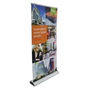RO022 - RollUp Banner Luxury 100