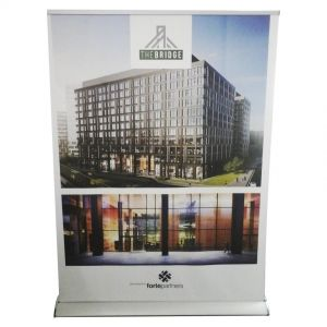 RO023 - RollUp Banner Luxury 120