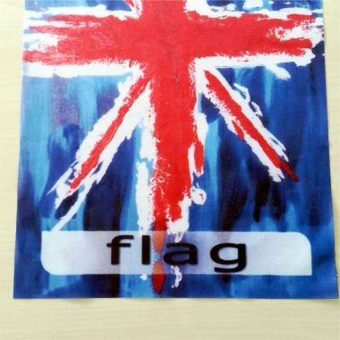 PR850 - Printed Flag Fabric (price per sqm*)