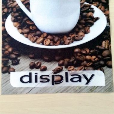 PR852 - Printed Display Fabric (price per sqm*)