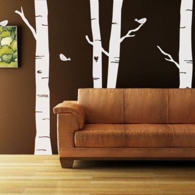 Colored Self-Adhesive Vinyl for Walls (price per lm*)