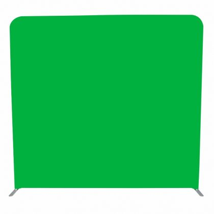 Panou Fundal Studio Verde (Green Screen) de tip Perete Textil cu panza Chroma Key