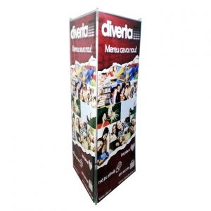 BN040 - Triple Banner Display 90