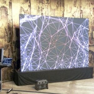 AV060 - LedWall 4x2,5m for rent (rates per day)