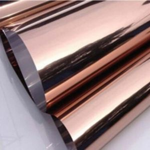 One-way Mirror Film (silver, gold, red, blue, green, brown) (price per sqm*)