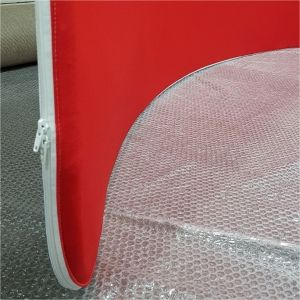 Tension Fabric Display Curved C-shaped 300cm